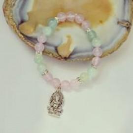 Brățară Terapeutică din Pietre Semiprețioase Buddha Lucky Charm