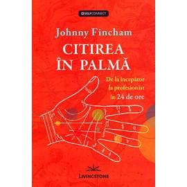 Citirea în Palmă • de la începător la profesionist în 24 de ore - Johnny Finchan
