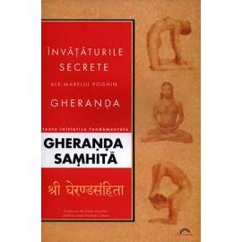 Gheranda Samhita • învăţăturile secrete ale marelui yoghin Gheranda