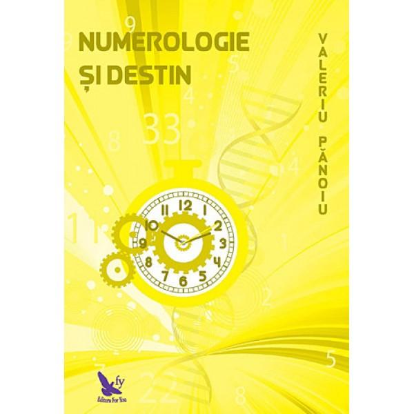 Numerologie şi Destin - Valeriu Pănoiu